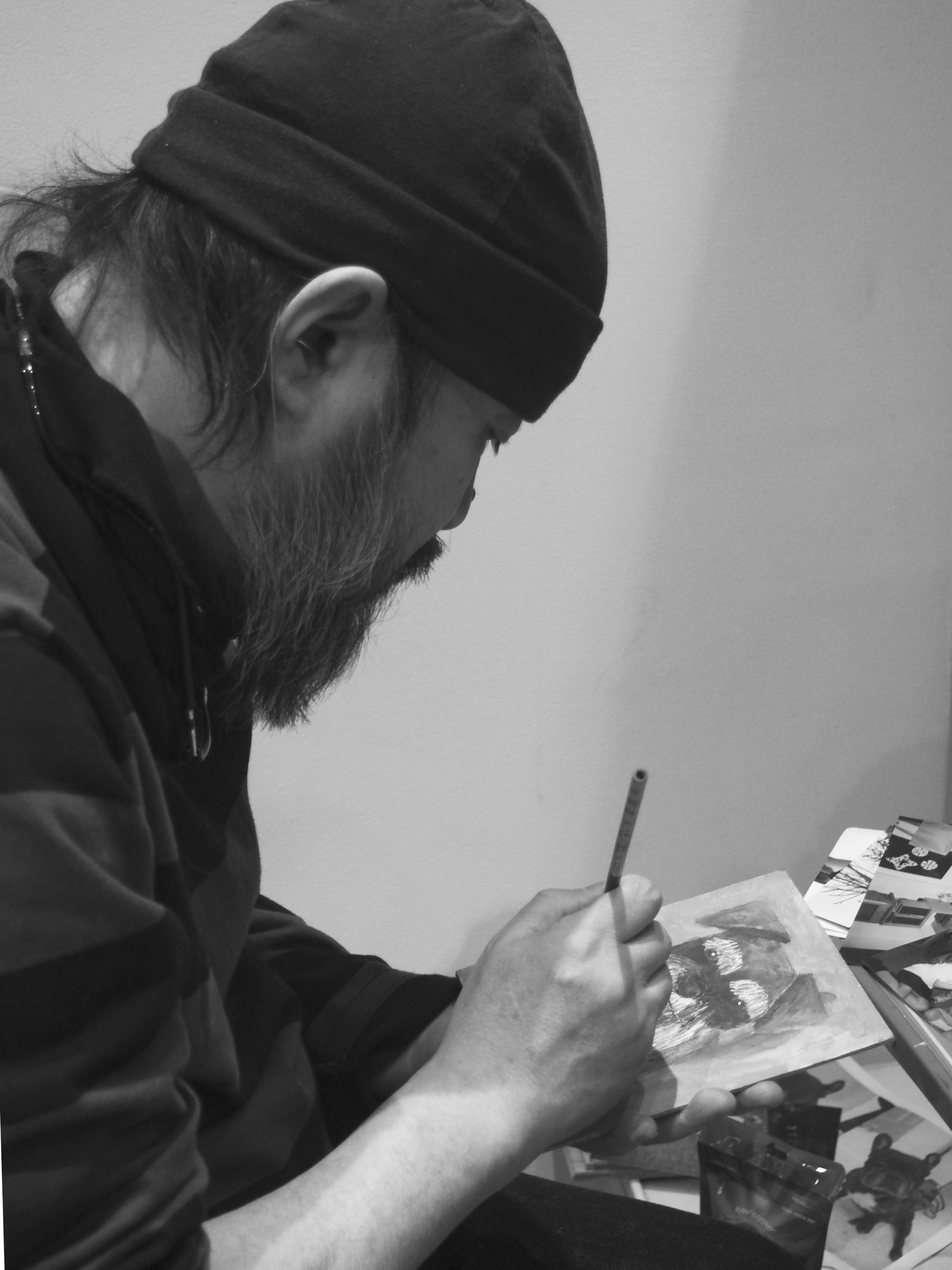 Tetsuo portrait